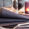 E-shop Prestieranie: Luxusny-obrusok-40cm-Grinda-black-(1ks)
