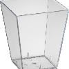 E-shop Prestieranie: Plastove-servirovacie-misky-Square-large--rozmer-5-7x5-7x6-7cm-(6x38ks)