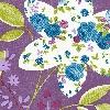 E-shop Prestieranie: Servitka-24x24cm-3vrst--Flowery-(1ks)