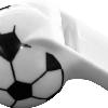 E-shop Prestieranie: Pistalky-umelohmotne-Soccer-(120ks)