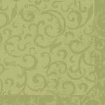 Luxusný obrúsok 40cm Dunilin Sarala avokádo (1ks)