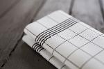 Obrúsky 38x54cm Towel grey (250ks)